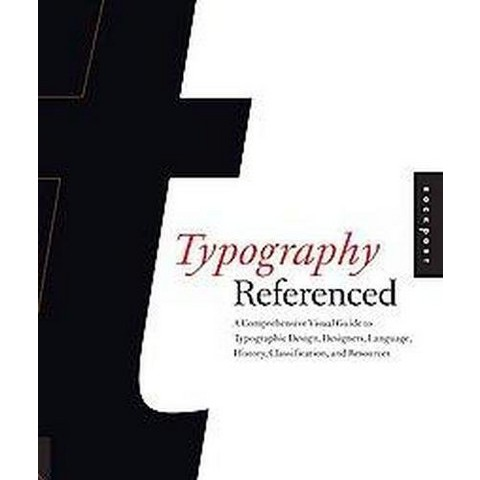 Typography, Referenced (Hardcover)