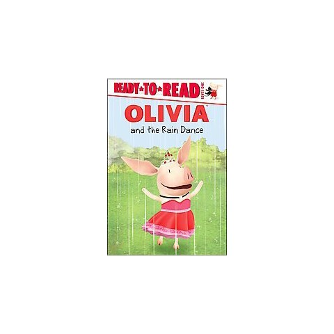 Olivia and the Rain Dance (Hardcover)