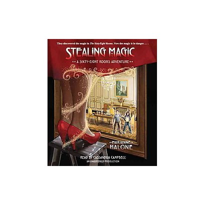 Stealing Magic (Unabridged) (Compact Disc)