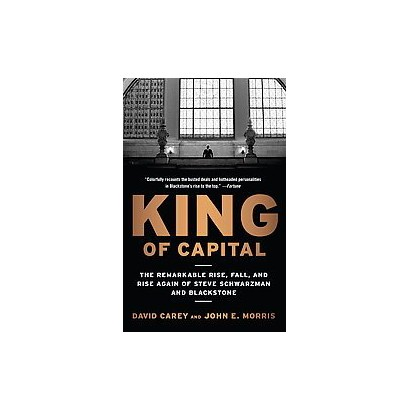 King of Capital (Reprint) (Paperback)