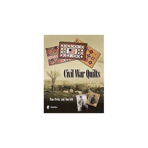 Civil War Quilts (Hardcover)
