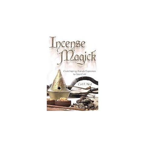 Incense Magick (Paperback)