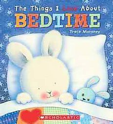 Things I Love About Bedtime (Board)