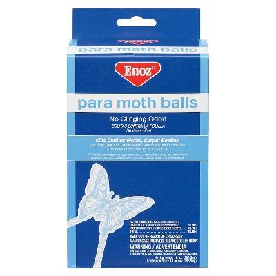 Enoz Mothballs 10-oz.