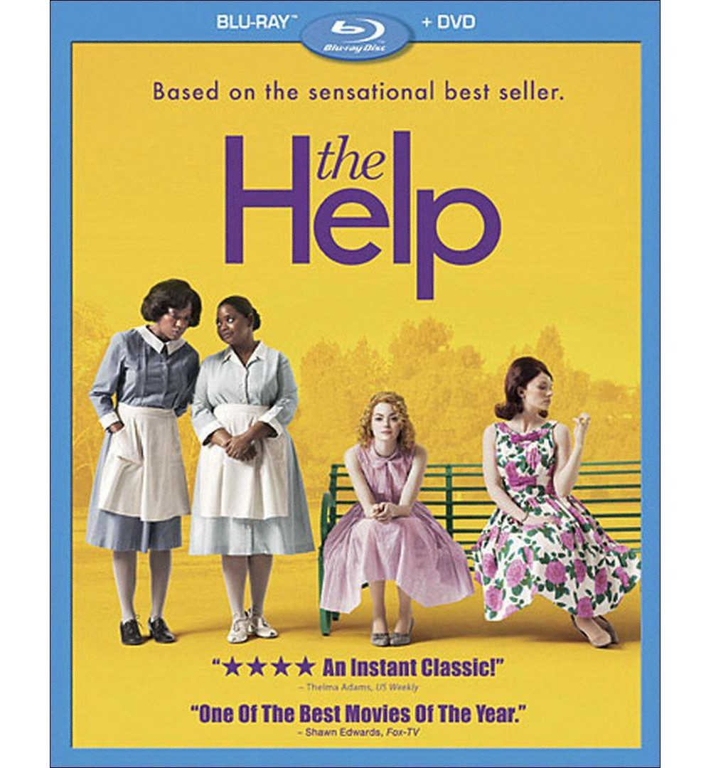 The Help (2 Discs) (Blu-ray/Dvd) (Widescreen)