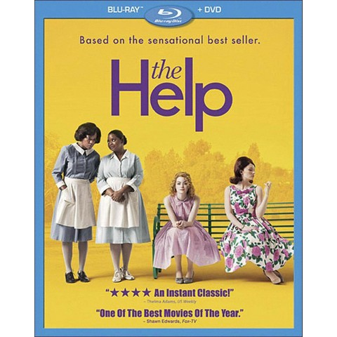 The Help (2 Discs) (Blu-ray/DVD) (Widescreen)