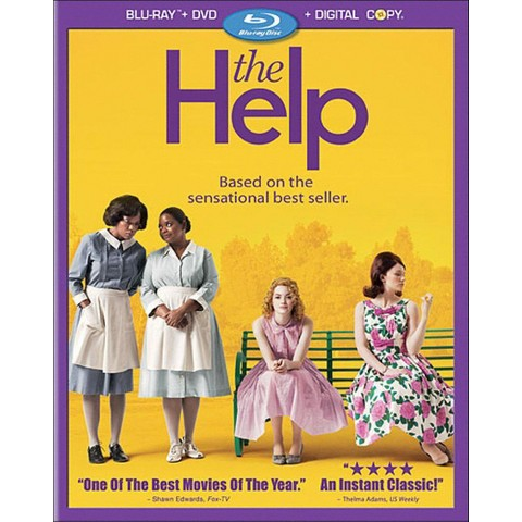 The Help (3 Discs) (Includes Digital Copy) (Blu-ray/DVD) (W) (Widescreen)