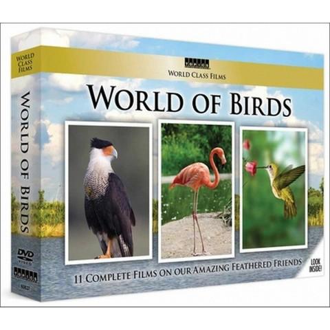 World Class Films: World of Birds (8 Discs)