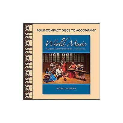 World Music (Compact Disc)