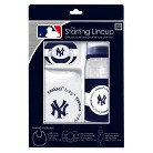 New York Yankees 3Pc Baby Gift Set - 3M+
