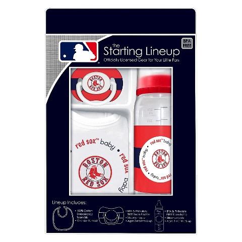 MLB 3pc Baby Gift Set