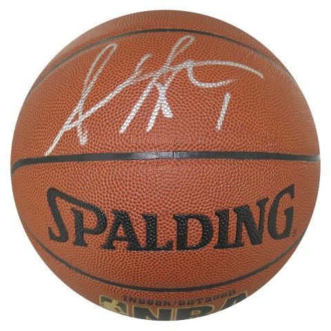 Amar'e Stoudemire Autographed Basketball