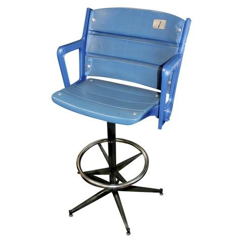 New York Yankees Steiner Sports Authentic Yankee Stadium Single Seat Bar Stool