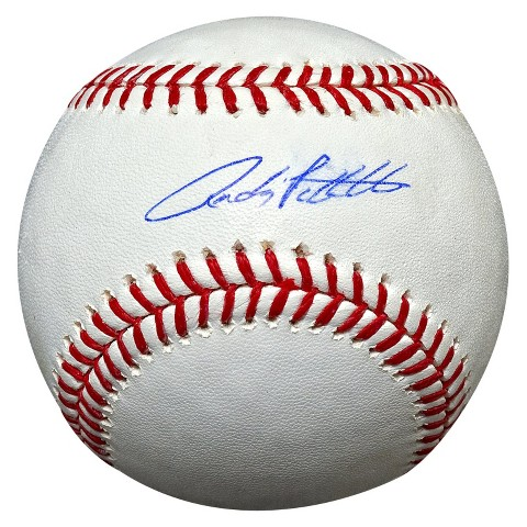 New York Yankees Andy Pettitte Autographed Baseball