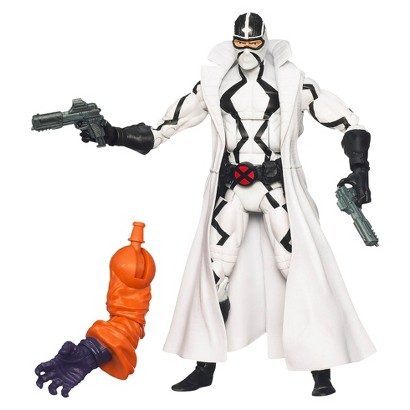 Marvel Universe Build A Figure Collection Arnim Zola! Series Marvel Legends Fantomex Figure