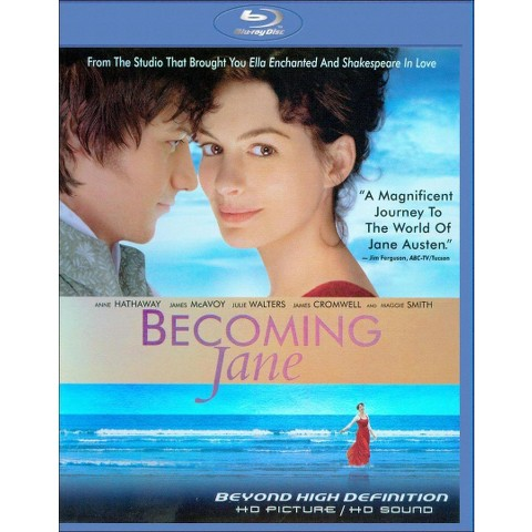 Becoming Jane (Blu-ray) (Widescreen)