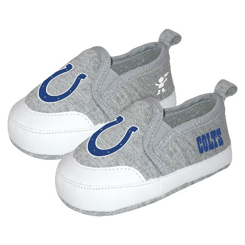 NFL Indianapolis Colts PreWalk Baby Shoe
