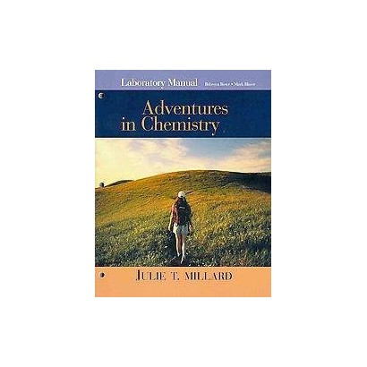 Adventures In Chemistry (Lab Manual) (Paperback)