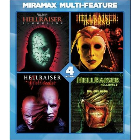 Miramax Hellraiser Series [Blu-ray]