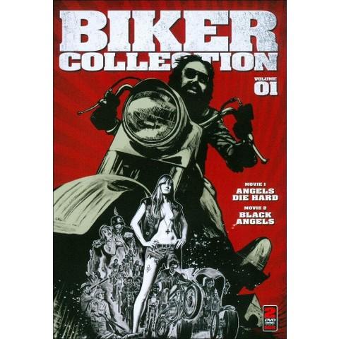 Biker Collection, Vol. 1: Angels Die Hard/The Black Angels (Widescreen)