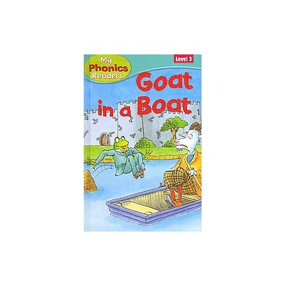 Goat in a Boat (Hardcover)