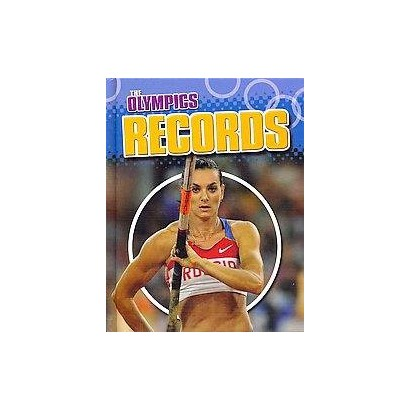 The Olympics Records (Hardcover)