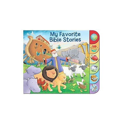 My Favorite Bible Stories (Board)