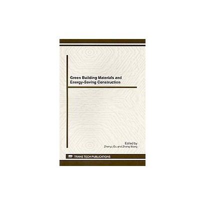 Green Building Materials and Energy-Saving Construction (Paperback)