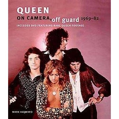 Queen On Camera, Off Guard 1965-91 (Hardcover)