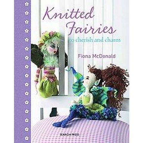 Knitted Fairies (Hardcover)