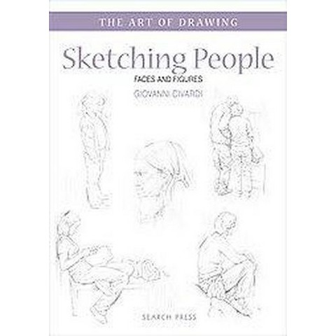 Sketching People (Paperback)