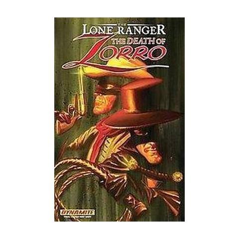 The Lone Ranger/Zorro (Paperback)