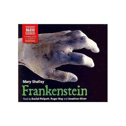 Frankenstein (Unabridged) (Compact Disc)