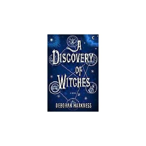 A Discovery of Witches (Large Print) (Paperback)