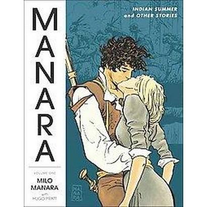 The Manara Library 1 (Hardcover)