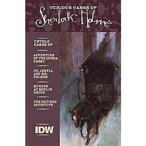 Curious Cases of Sherlock Holmes (Paperback)