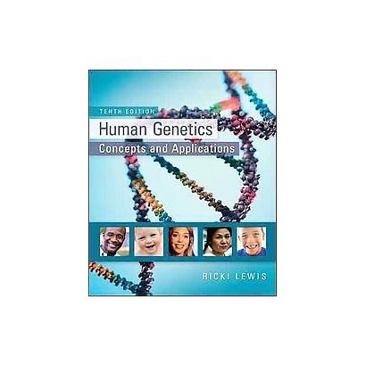 Human Genetics (Paperback)