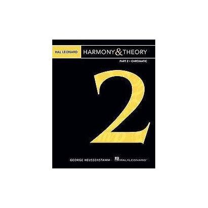 Hal Leonard Harmony & Theory (Paperback)