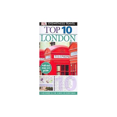 Eyewitness Travel Top 10 London (Reissue) (Mixed media product)