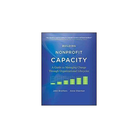 Building Nonprofit Capacity (Paperback)