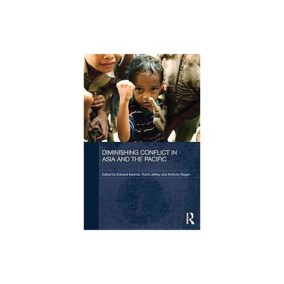 Diminishing Conflicts in Asia and the Pacific (Hardcover)