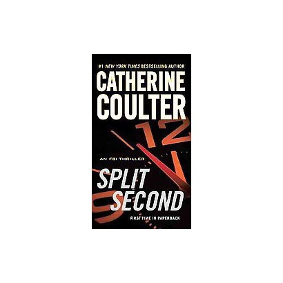 Split Second (Large Print) (Paperback)