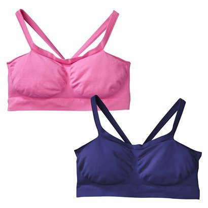Beyond Bare® by Barely There® Women's CustomFlex Fit Bandinis XT69 2-Pack