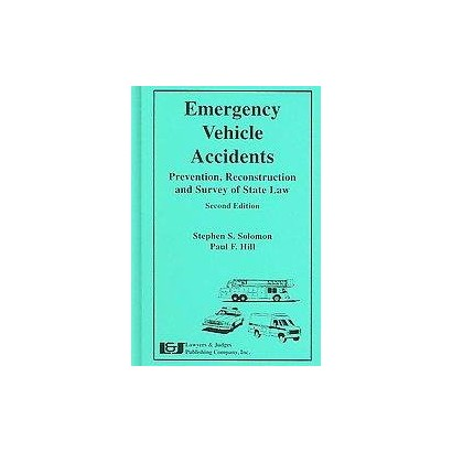 Emergency Vehicle Accidents (Hardcover)