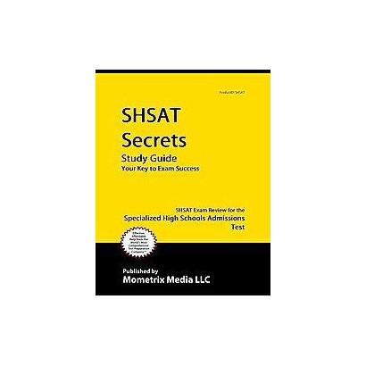 Shsat Secrets Study Guide (Paperback)