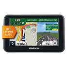 """Garmin Nuvi 40LM Portable GPS Navigation System with 4.3"""" Touch Screen"""