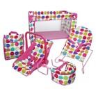 Circo Doll Giftset - Deluxe Nursery Playset