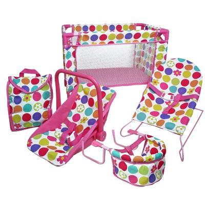 Circo Doll Giftset Deluxe Nursery Playset Target