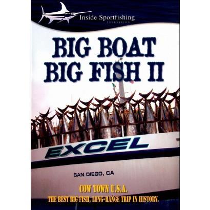 Inside Sportfishing: Big Boat Big Fish II (Widescreen)