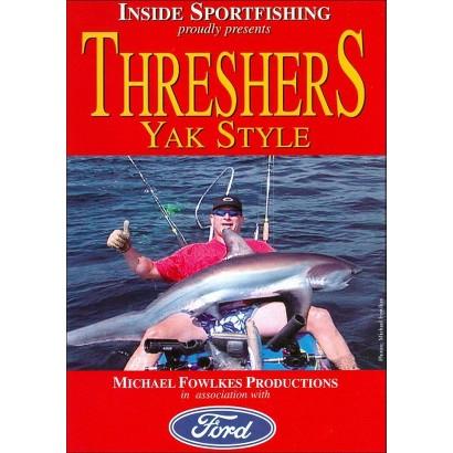Inside Sportfishing: Threshers Yak Style